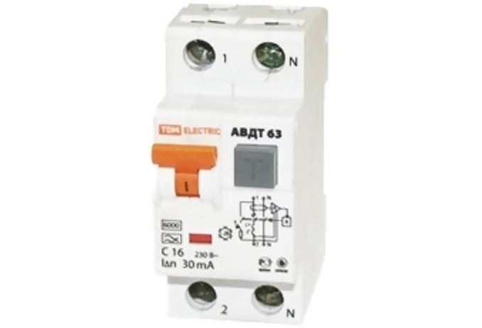 Что такое автоматический выключатель дифференциального тока