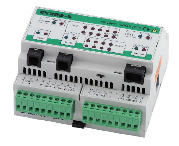 Что такое промышленный контроллер