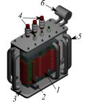 Что внутри у трансформатора