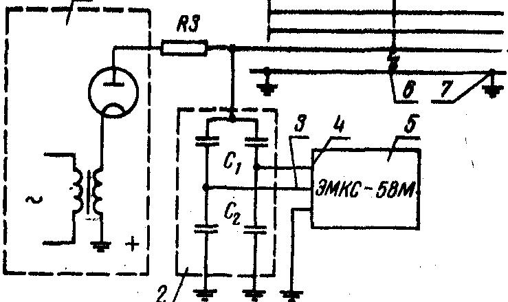 Метод колебательного заряда