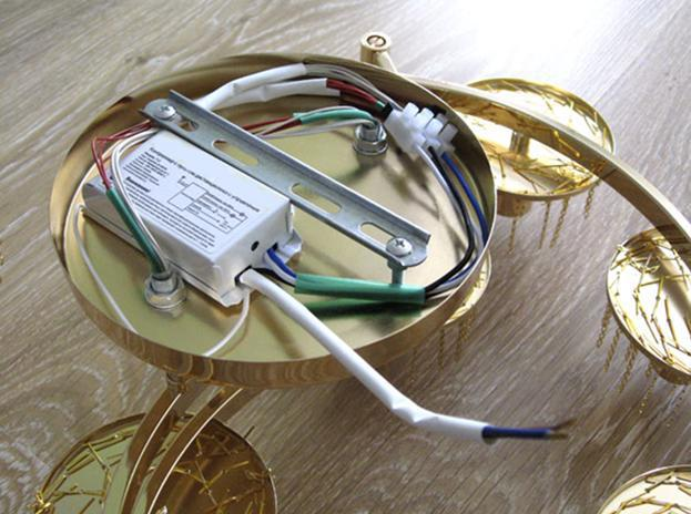 Подключение и эксплуатация люстр с ПДУ