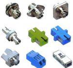 Типы оптических адаптеров — розетки для оптики