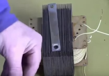 Нагрузочный трансформатор своими руками