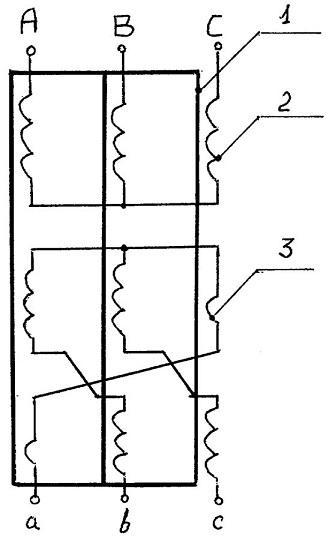 Симметрирующий трансформатор
