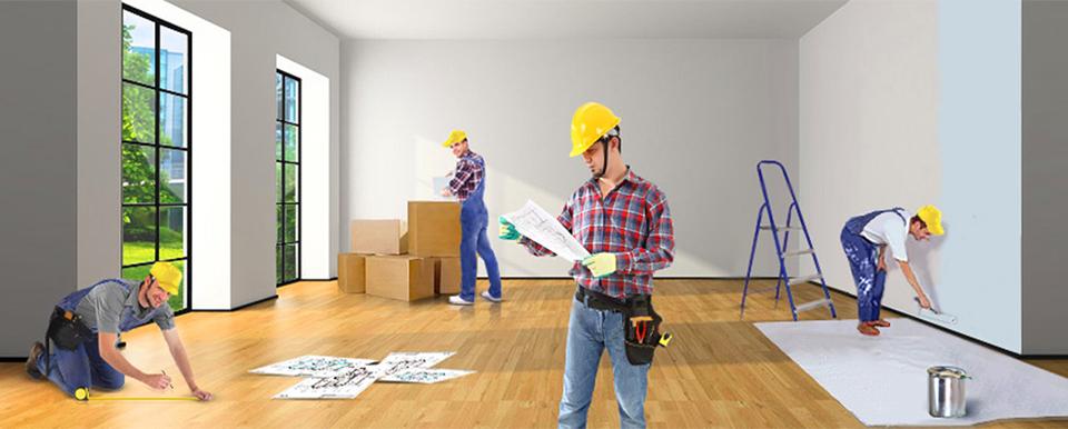 """Ремонт квартиры """"под ключ"""" - это очень просто!"""