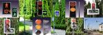 Светодиодные дорожные знаки и светофоры