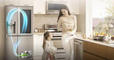 Инверторный холодильник