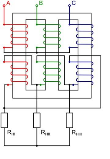 нутри у трансформатора