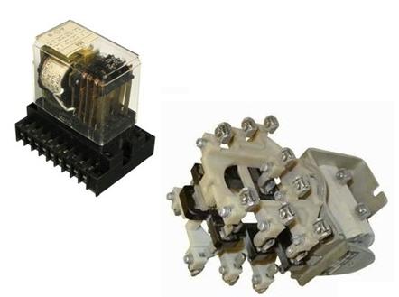 РПУ 2 М 211-1-420, реле промежуточное.