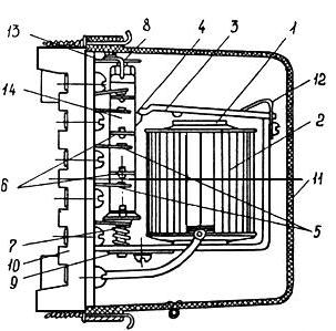 промежуточное реле РП-23, Рп-232, РП-233