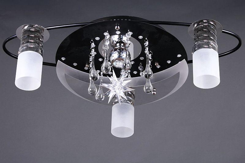 Потолочные светильники с ПДУ