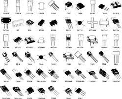 типы транзисторов