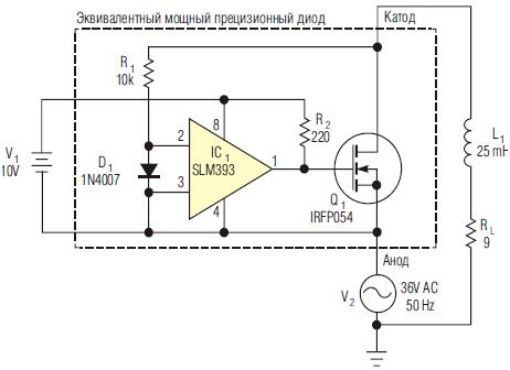 транзистор MOSFET