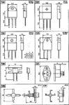 Параметры транзисторов-подробный анализ функций полупроводника