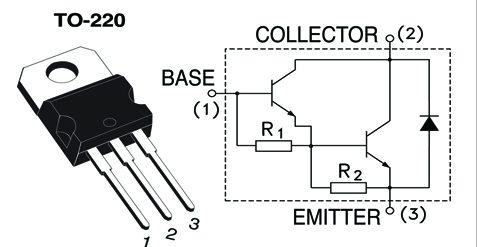 tranzistor-darlingtona