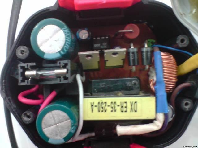 Шуруповерт от 220 вольт простая схема своими руками