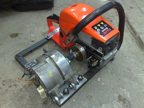 Самодельный генератор