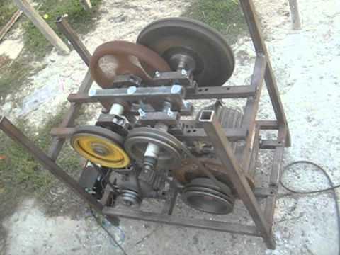 Самодельный генератор на 220в видео