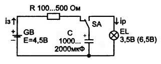 Плоский воздушный конденсатор
