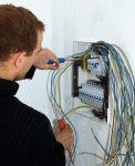 Подключение проводки в доме