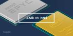 Выбираем серверный процессор: AMD или Intel